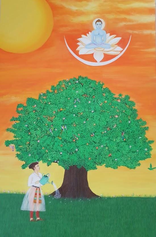 Dream Like Ecstasy Jayshree Shah
