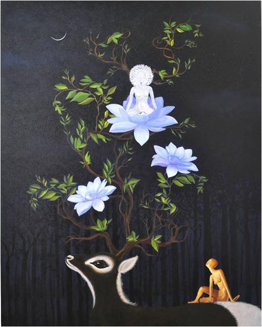 Lotus tree Jayshree Shah
