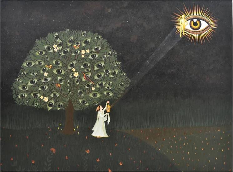 The Light Jayshree Shah